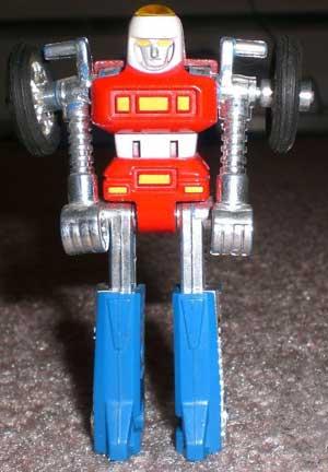 bandai cykill gobot robot action figure