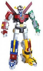 80s original Lion Voltron toy