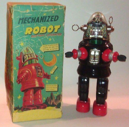 Nomura Robby Robot