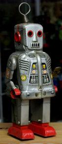 Yoshiya KO Sparky Robot Toy
